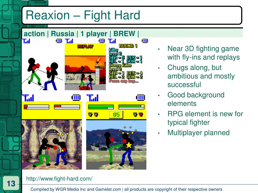 Reaxion – Fight Hard