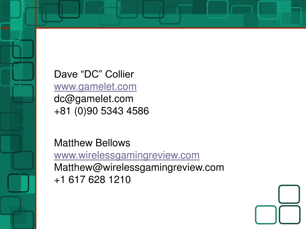 "Dave ""DC"" Collier"