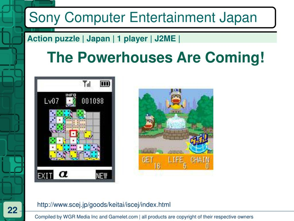 Sony Computer Entertainment Japan