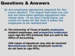 questions answers45