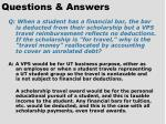 questions answers68