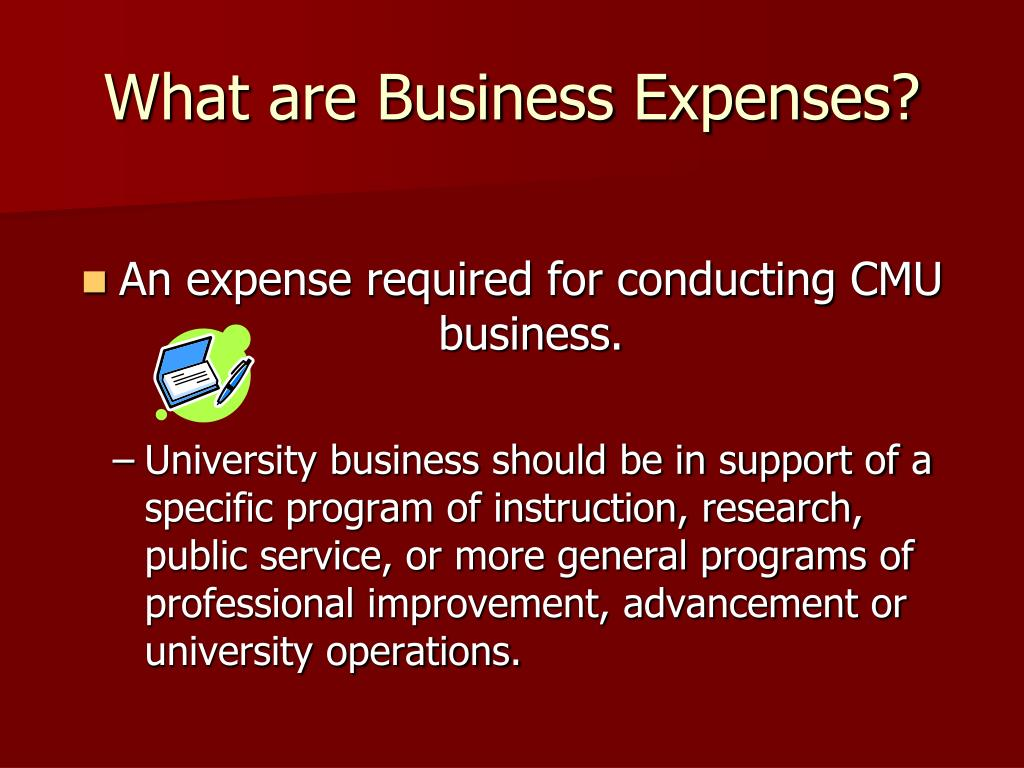 What are Business Expenses?