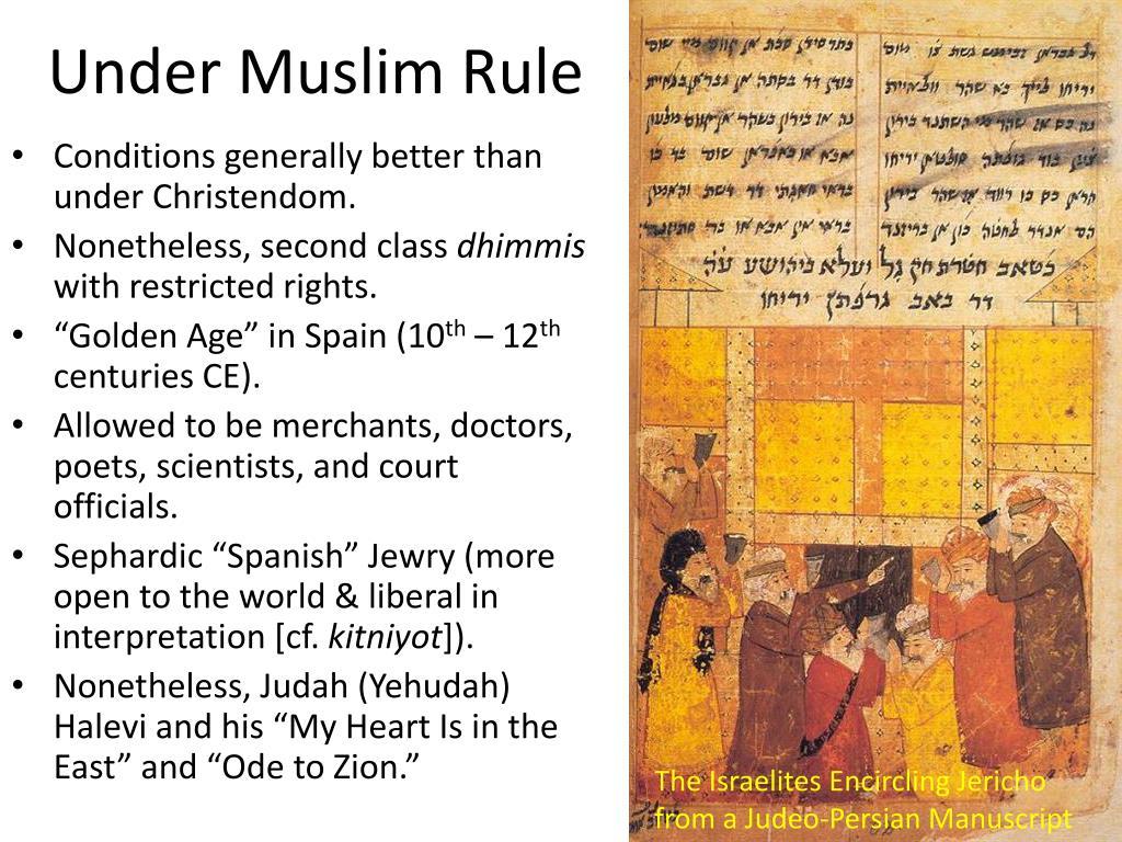 Under Muslim Rule