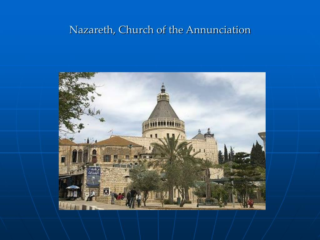 Nazareth, Church of the Annunciation