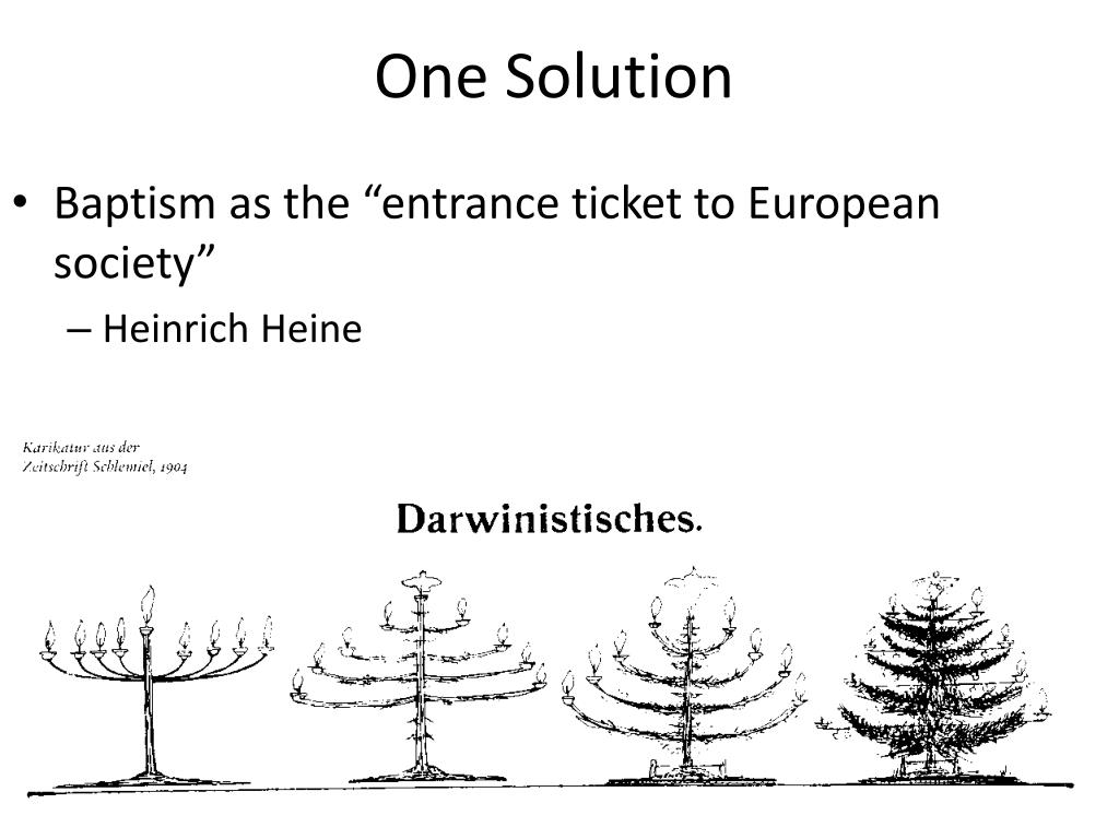One Solution
