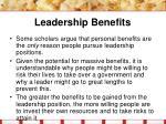 leadership benefits6
