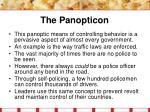 the panopticon9
