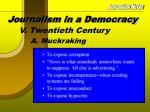 journalism in a democracy11