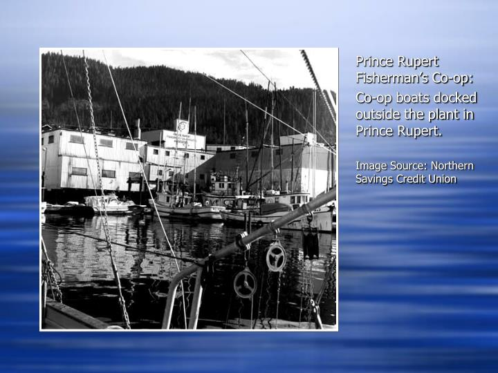 Prince Rupert Fisherman's Co-op: