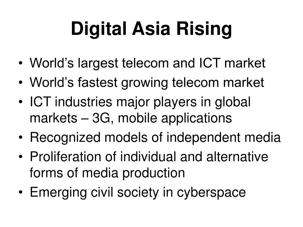 Digital Asia Rising