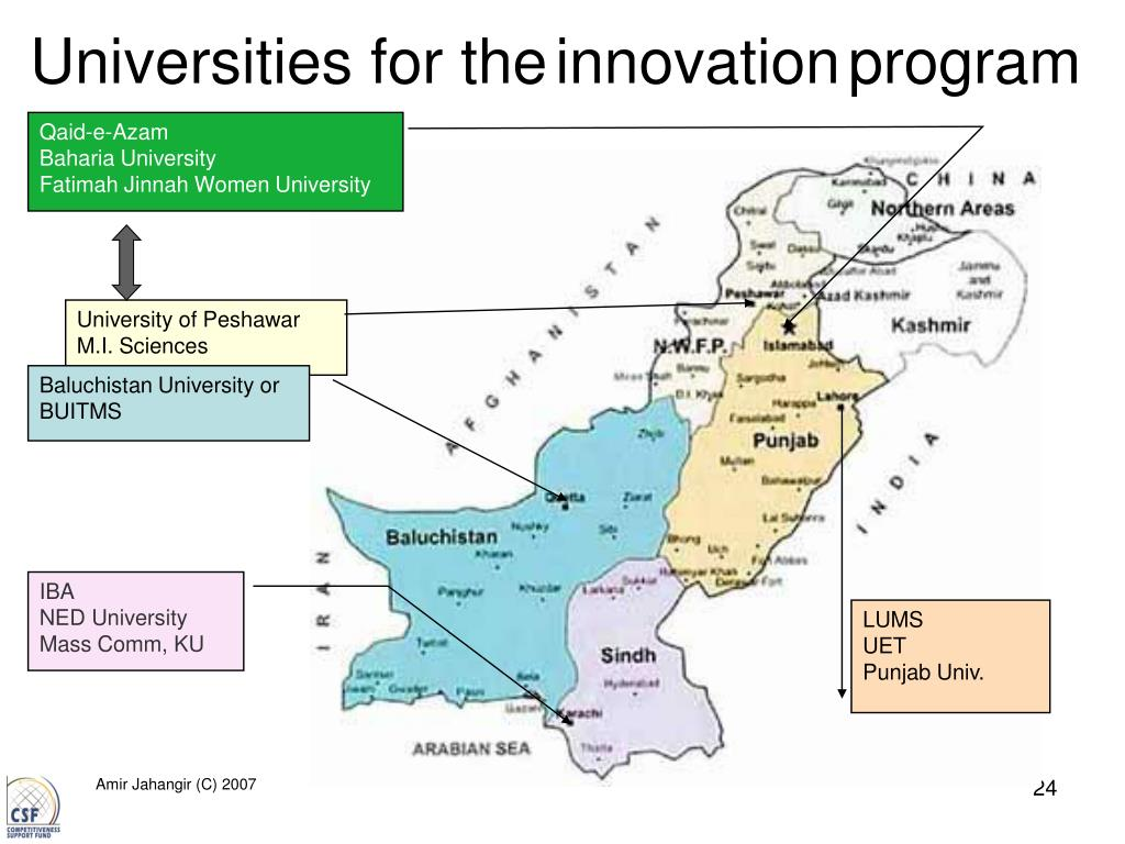 Universities for the