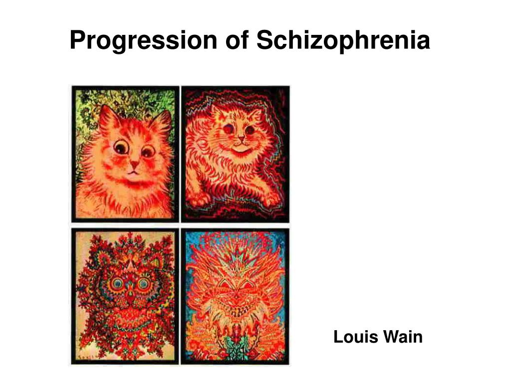 Progression of Schizophrenia