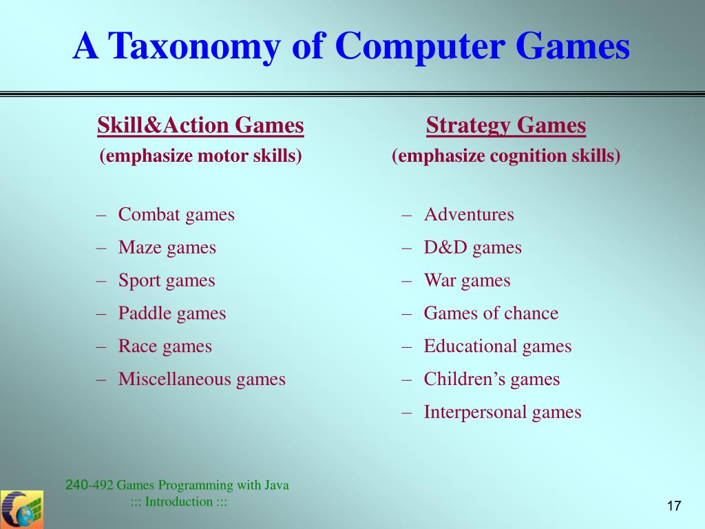 Skill&Action Games
