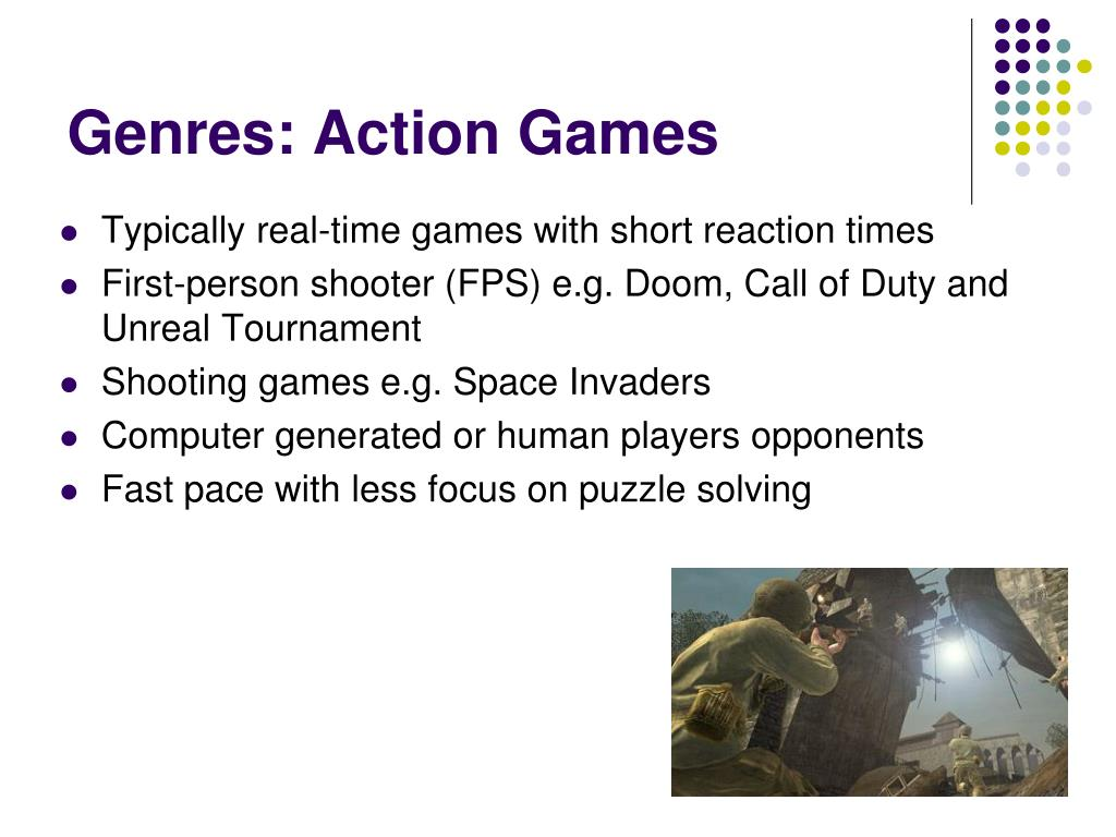 Genres: Action Games