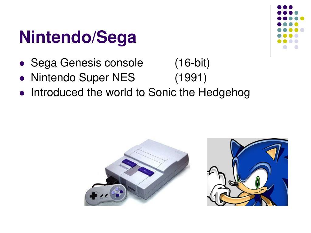 Nintendo/Sega