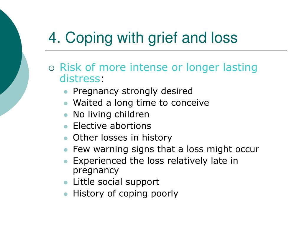 an overview of the aspects of the grieving process in psychology Understanding grief within a cultural context  rituals offer people ways to process and express their grief they also provide ways for the community to support the bereaved a person.