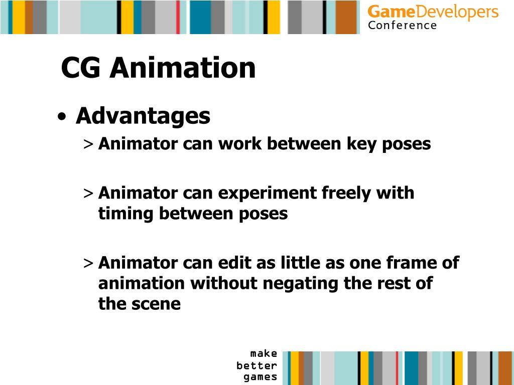 CG Animation