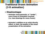 traditional drawn animation 2 d animation8