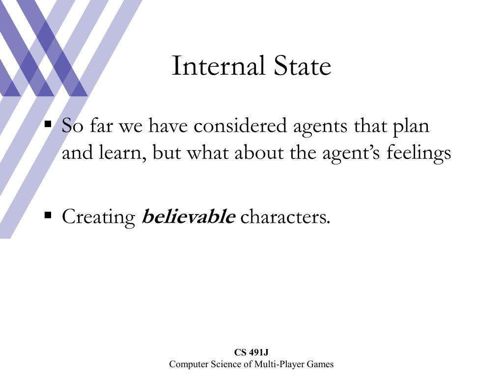 Internal State