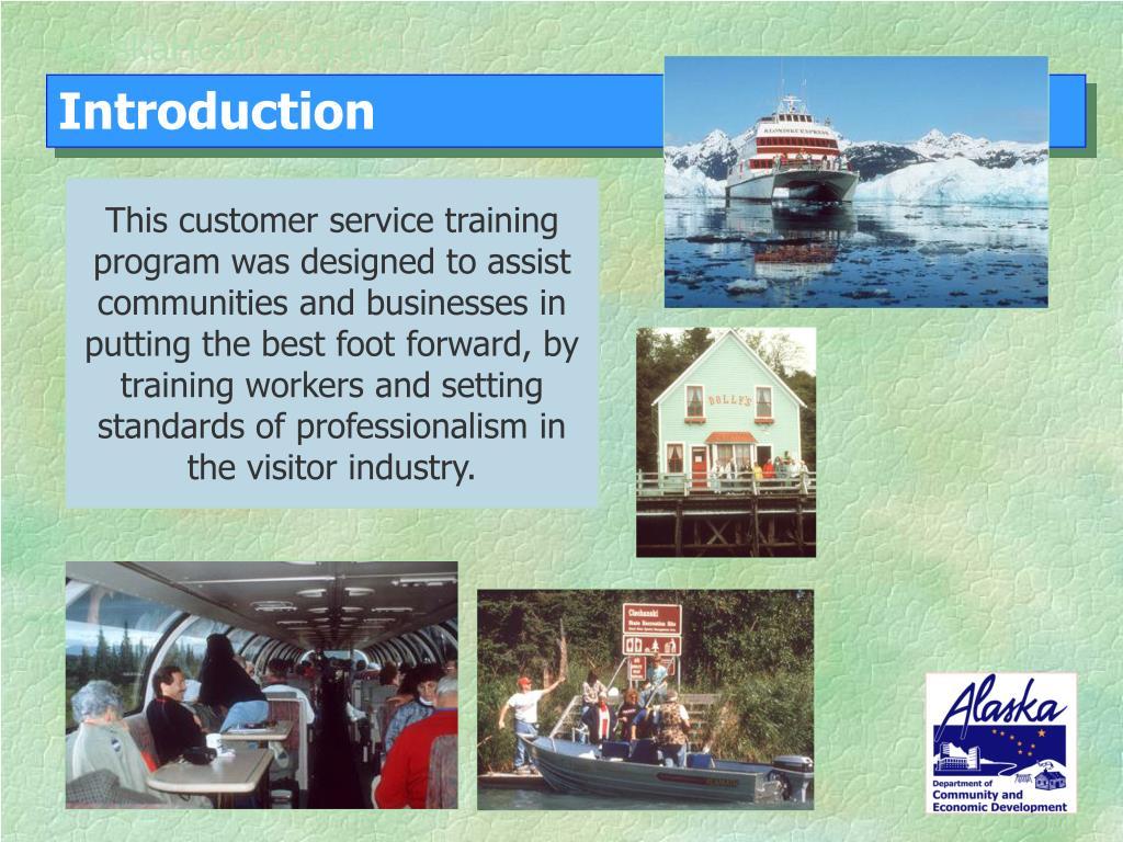 AlaskaHost Program