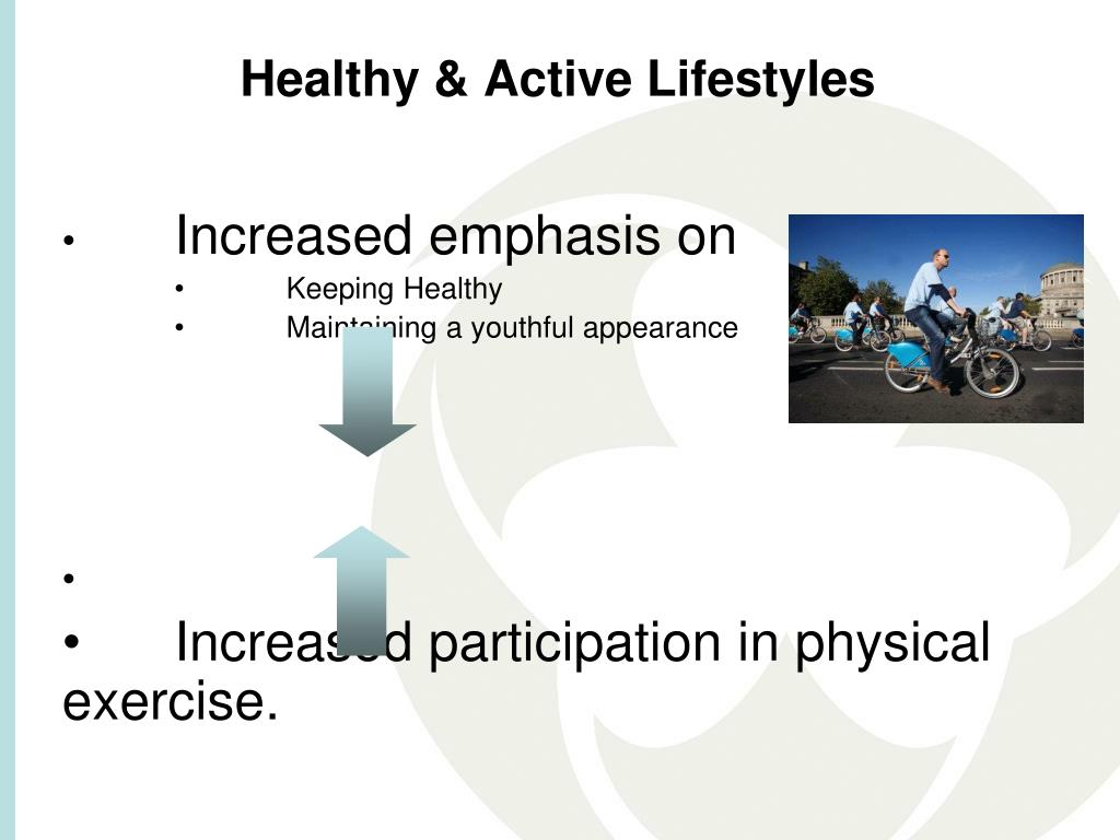Healthy & Active Lifestyles