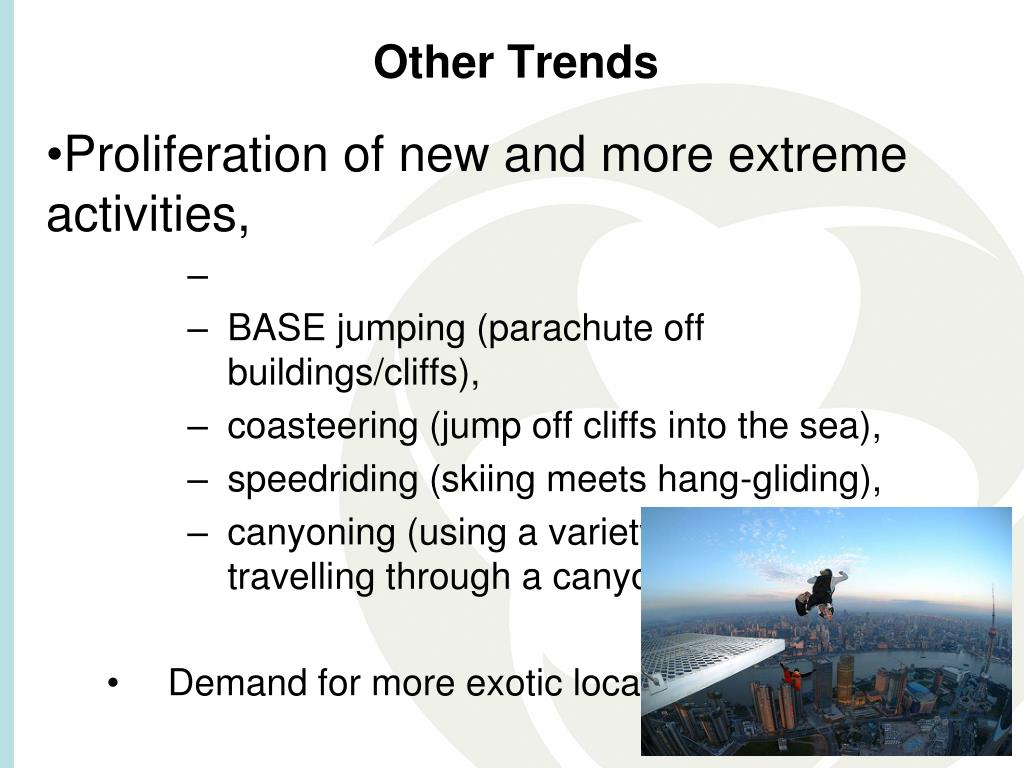 Other Trends