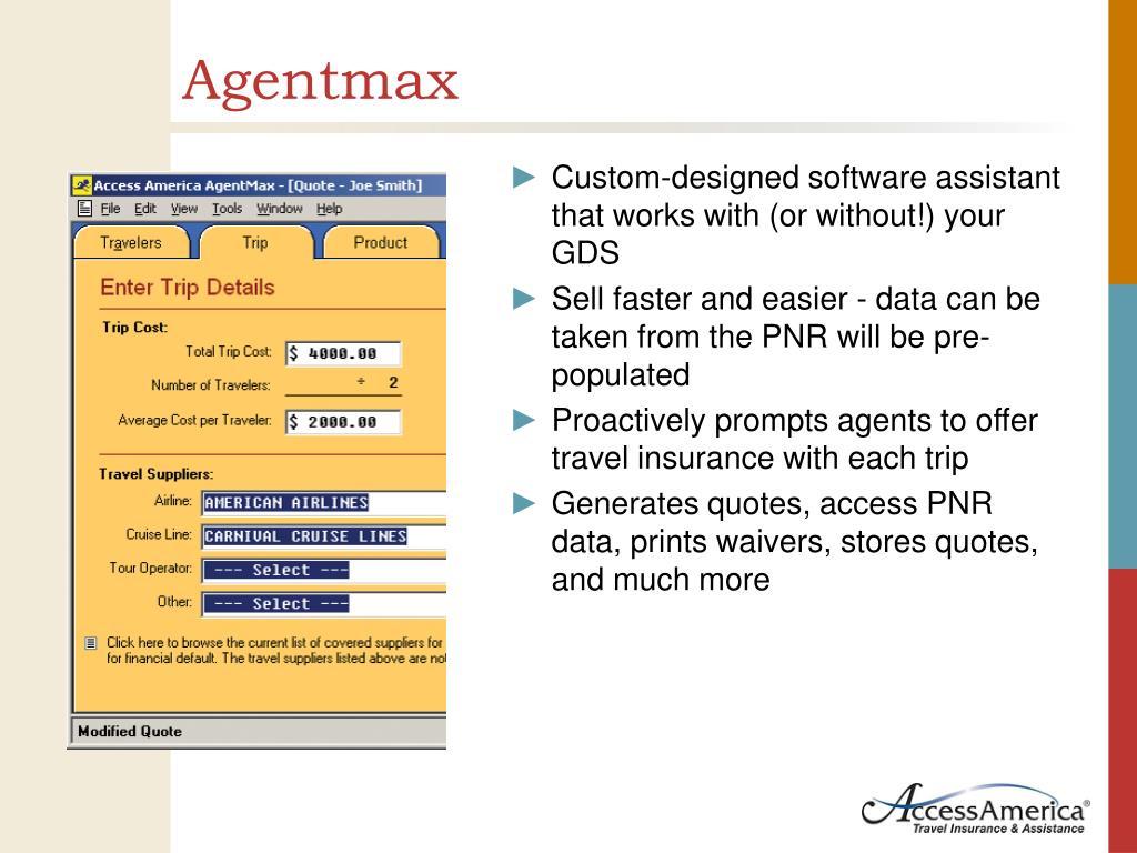 Agentmax