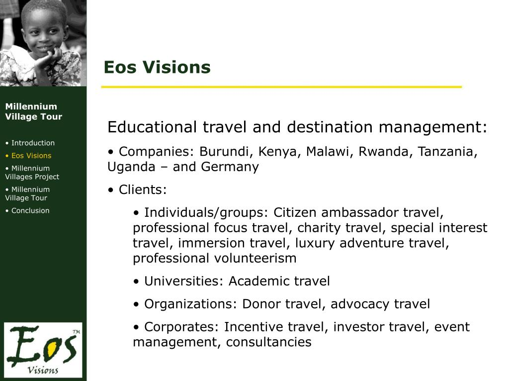 Eos Visions