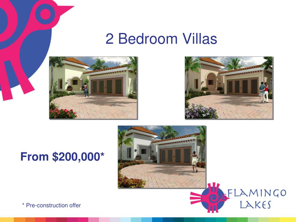 2 Bedroom Villas