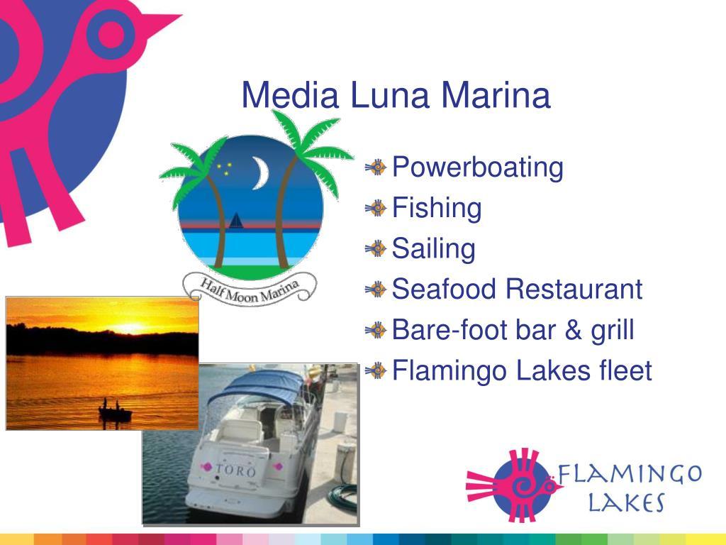 Media Luna Marina