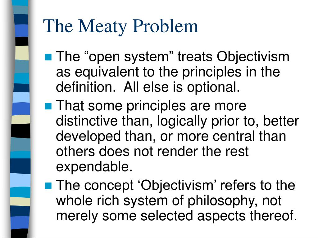 The Meaty Problem