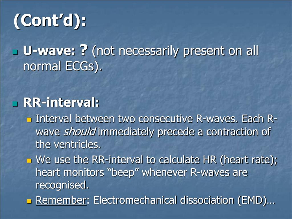 U-wave: