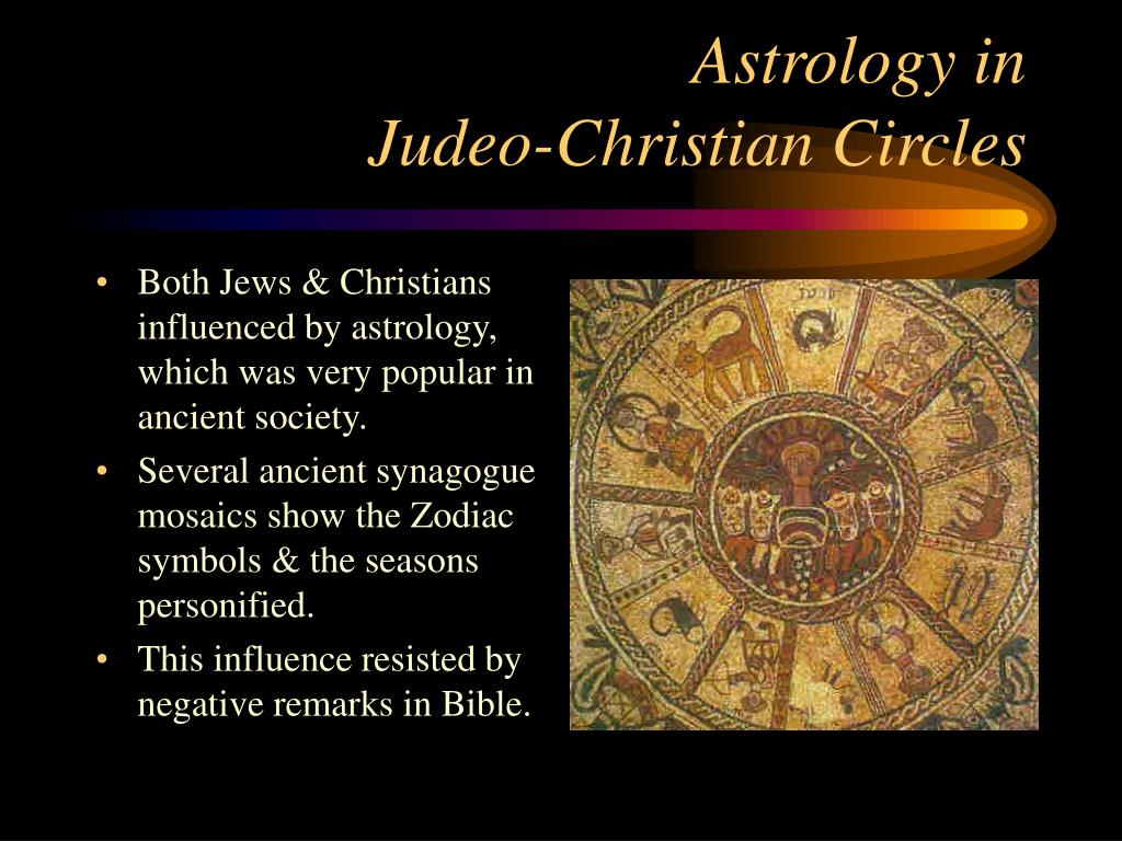 Astrology in
