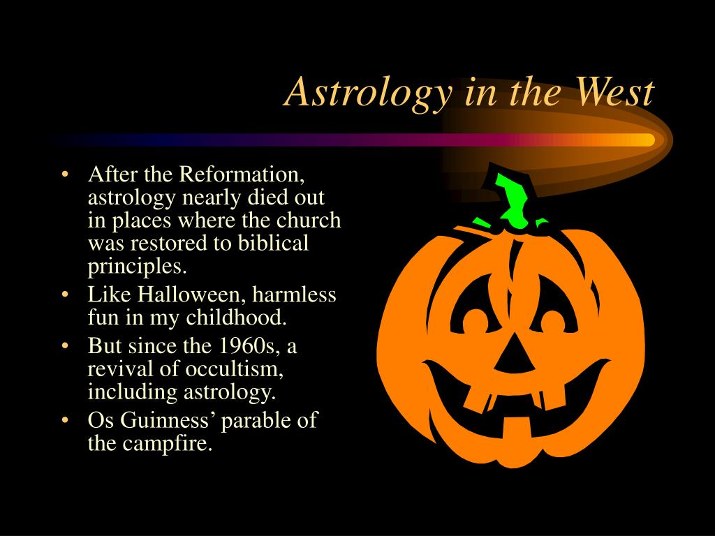 Astrology in the West