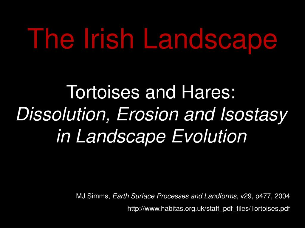 The Irish Landscape