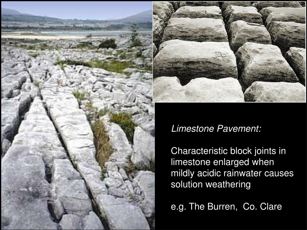 Limestone Pavement: