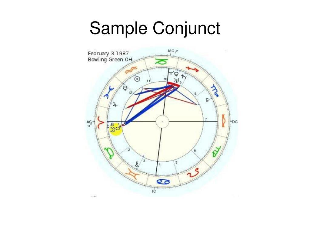 Sample Conjunct