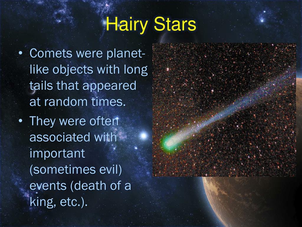 Hairy Stars