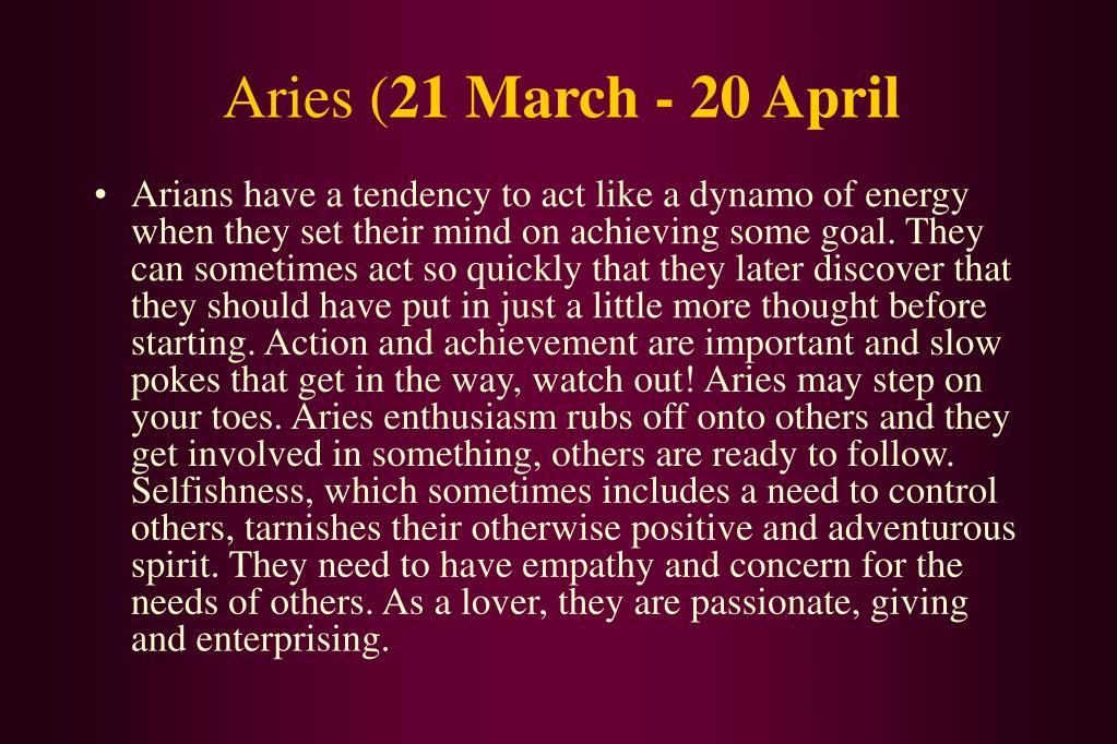 Aries (
