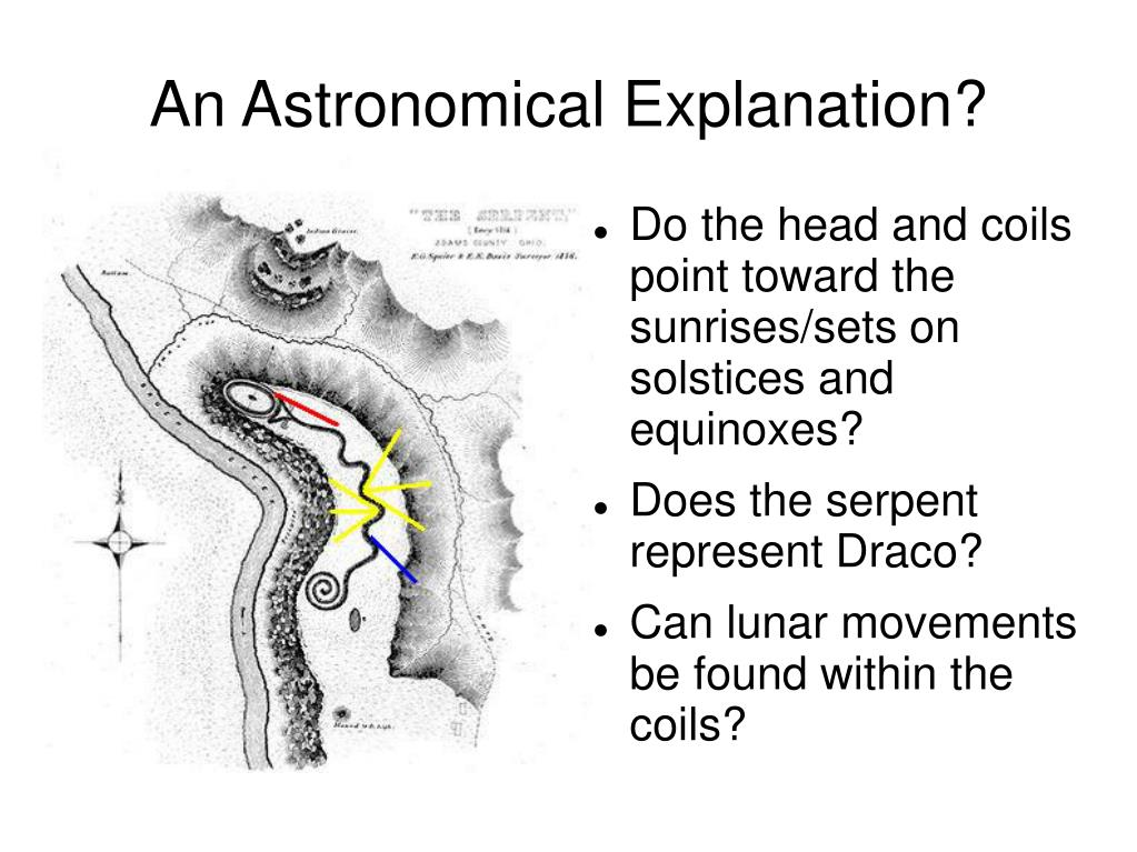 An Astronomical Explanation?