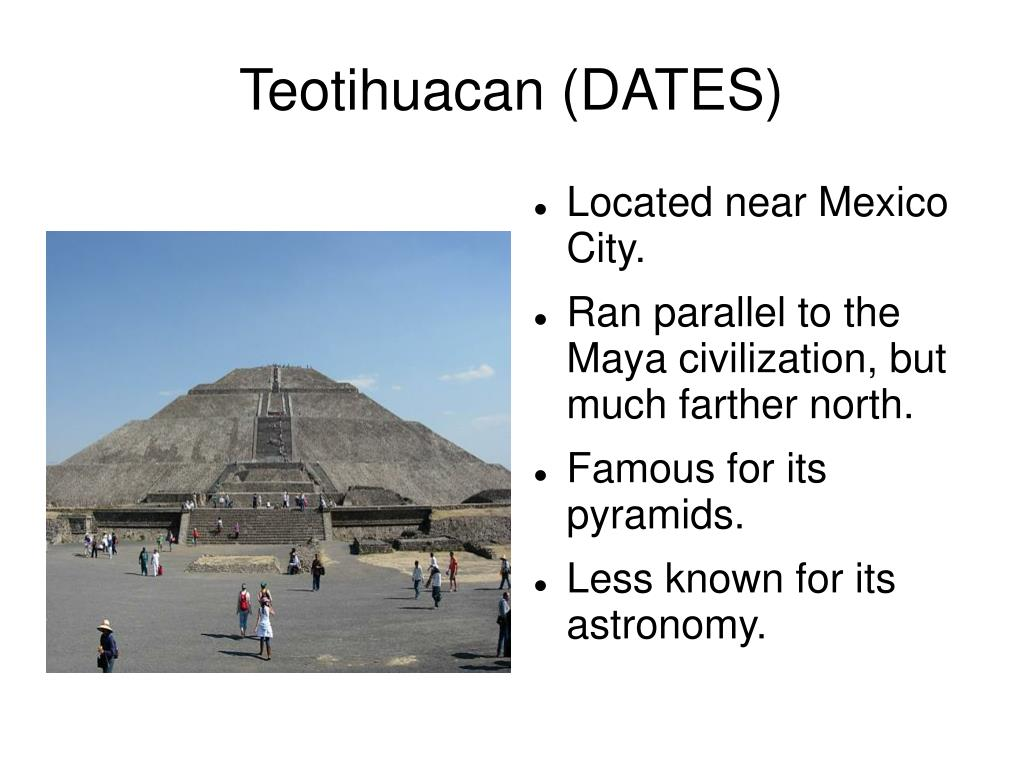 Teotihuacan (DATES)