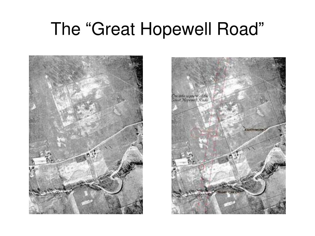 "The ""Great Hopewell Road"""