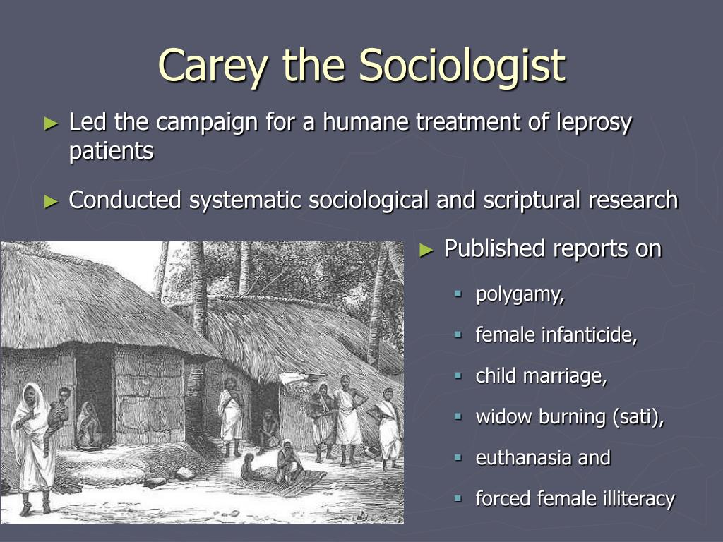 Led the campaign for a humane treatment of leprosy patients