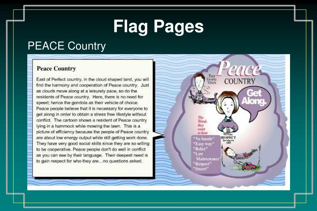 Flag Pages