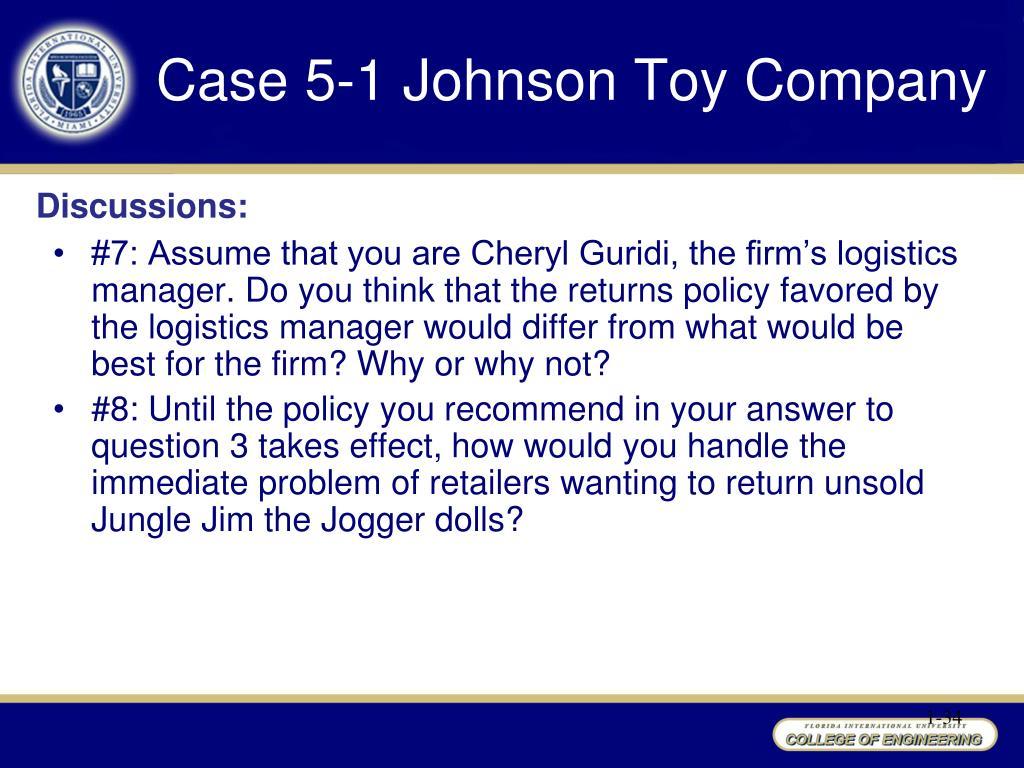 johnson toy company Johnson r&d - company profile.