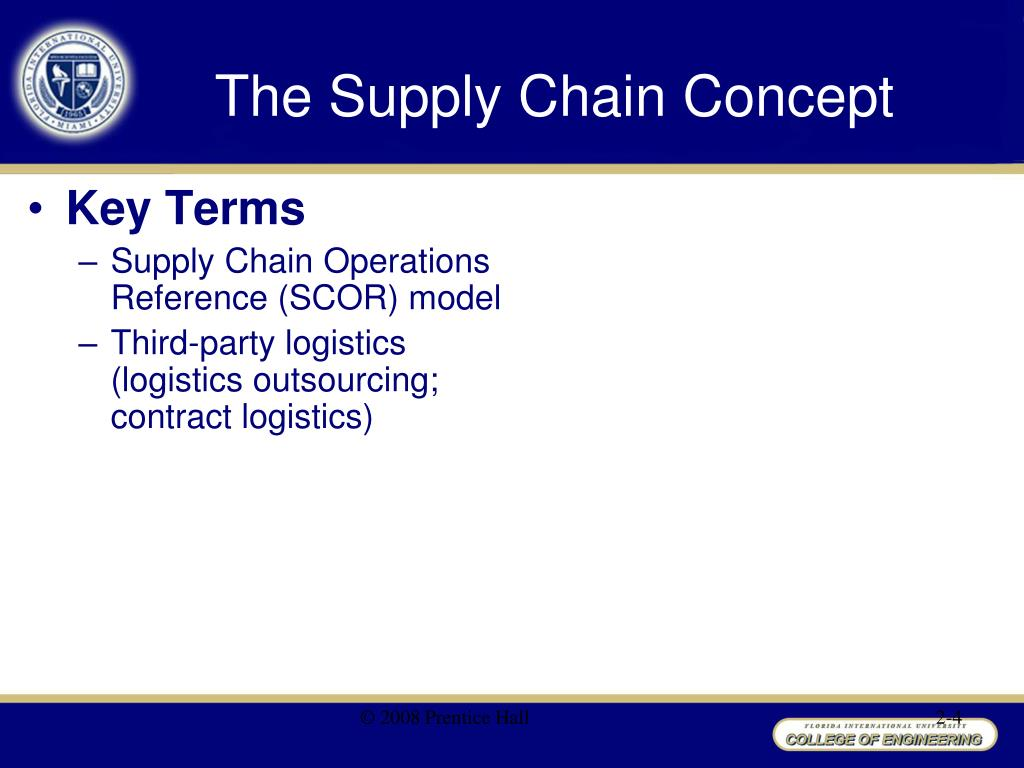 the supply chain concept Supply chain the supply chain comprises the flow of all information, products, materials and funds between the different stages of creating and selling a product every step in the process, including creating a good or service, manufacturing it, transporting it to a place of sale and selling it is a company's supply chain.