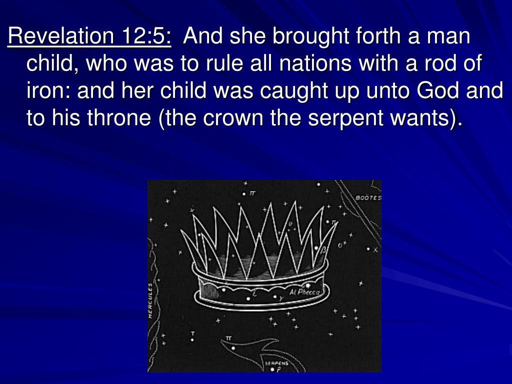 Revelation 12:5: