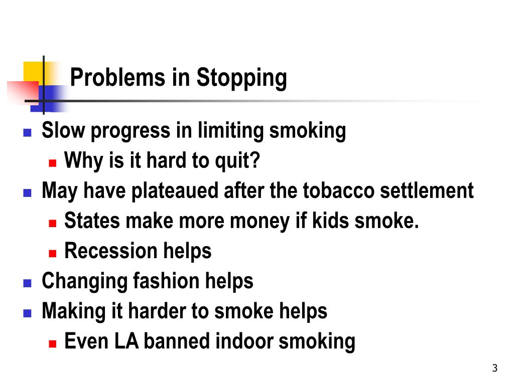 Problems in Stopping