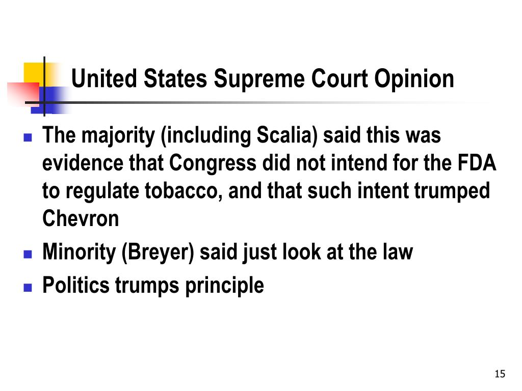 United States Supreme Court Opinion