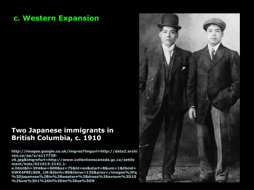 c. Western Expansion